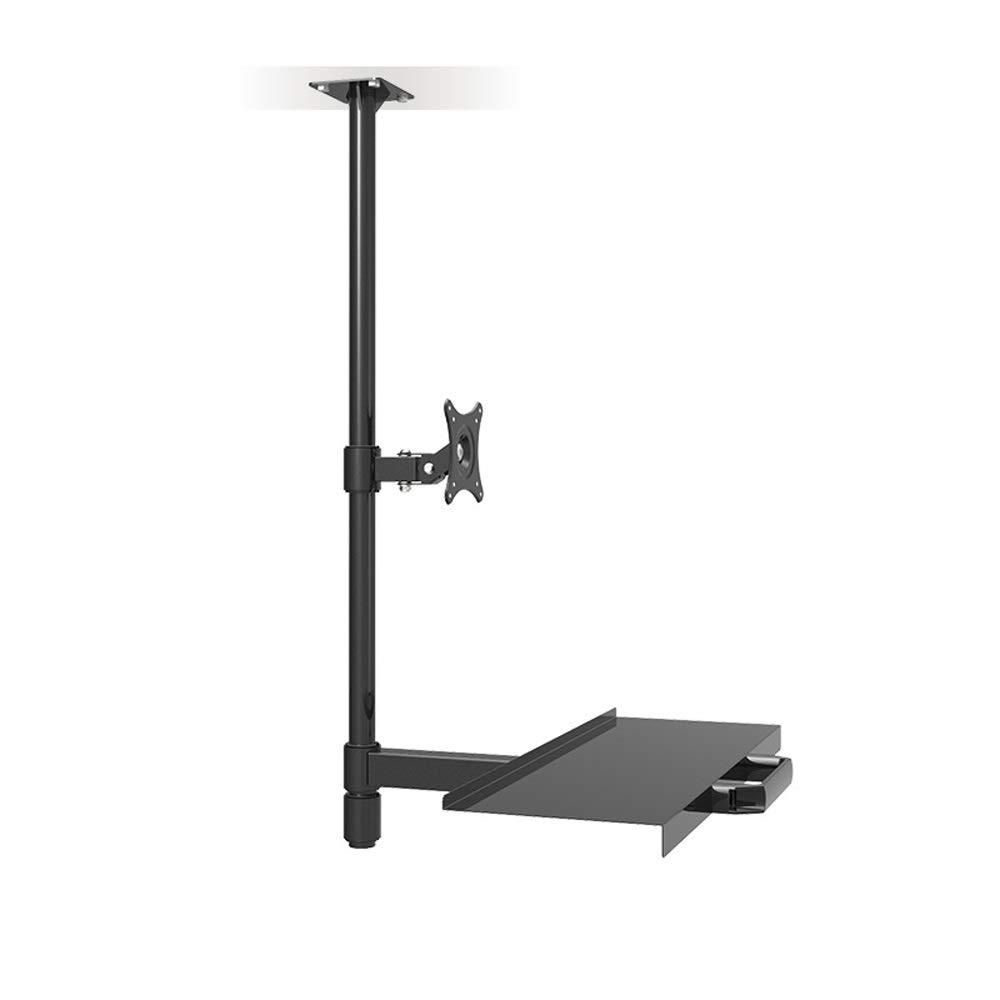 JL Hanging Keyboard Support Display Bracket Hanger Lifting Rotary line Console A+ by Monitor Stand