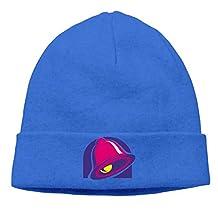 Taco Bell Beanie For Men Women DeepHeather