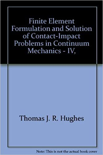 Finite Element Formulation and Solution of Contact-Impact