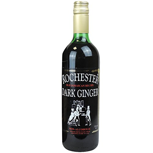 Rochester - Dark Ginger Non-Alcoholic Drink - 725ml (Case of 12)