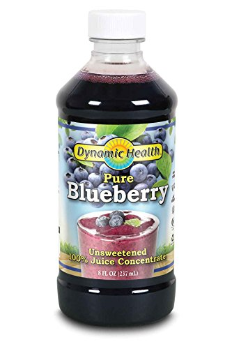 (Dynamic Health Blueberry Juice Concentrate, 8-Ounce)