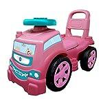 Correpasillos Camión 3x1 Rosa