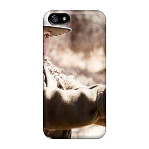 [BbHWzLF3596PjuLX]premium Phone Case For Iphone 5/5s/ Hailee Steinfeld In True Grit Tpu Case Cover
