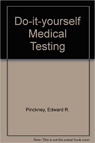 Do it yourself medical testing 240 tests you can perform at home do it yourself medical testing 240 tests you can perform at home 9780816019281 medicine health science books amazon solutioingenieria Gallery