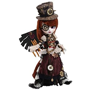 Pullip Dolls Steampunk 2nd Eclipse Aurora Fashion Doll by Pullip Dolls