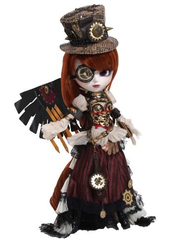 Pullip Dolls Steampunk 2nd Eclipse Aurora Fashion Doll by Pullip Dolls 3