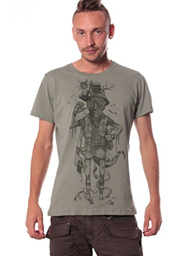 Hunter S. Thompson Men's Tshirt - Fear and Loathing In LAS Vegas Clothing - Graphic Tshirt - - Shops Las Vegas Designer In