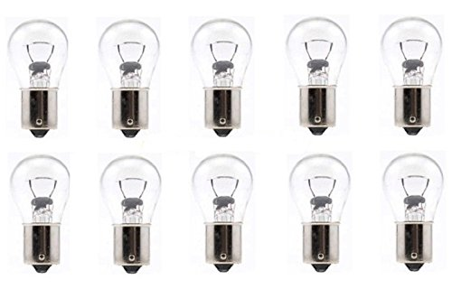 OCTANE LIGHTING 1129 Stock 6V Park Parking Back Up Tail Light Turn Signal Lamps Bulbs Box Of -