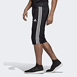 adidas Mens Tiro 19 3/4 Length Training Pants