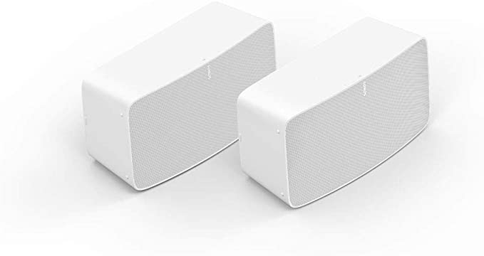 Sonos Five White room speakers