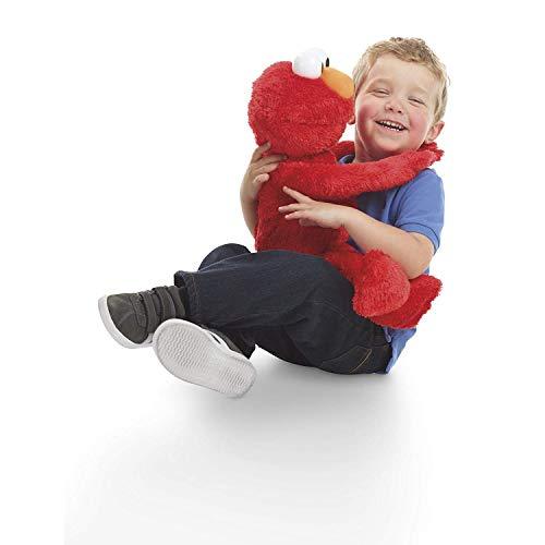 (Playskool Sesame Street Big Hugs Elmo Plush)