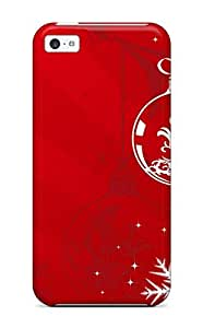 3910940K21498168 Faddish Hours For The Week Of Christmas Case Cover For Iphone 5c