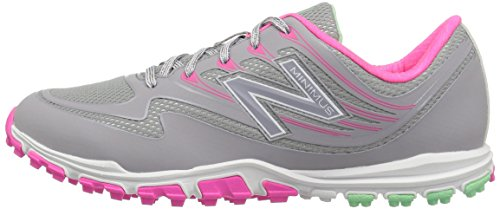 Pictures of New Balance Women's NBGW1006 Golf Shoe Green/Natural 5