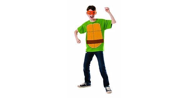 Amazon.com: Teenage Mutant Ninja Tortugas Miguel Ángel del ...
