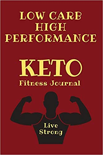 photo relating to Printable Fitness Journals named Keto Exercise Magazine: 240 Site XL Inspirational Food plan Magazine