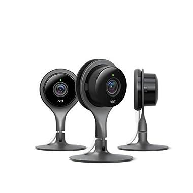 Nest Cam Security Camera 3 Pack