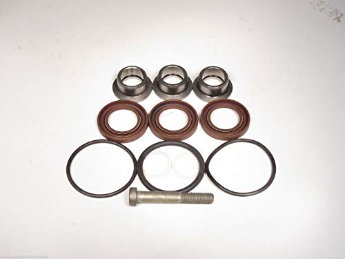Porsche Timing Cover - EPC Fits Porsche 944 New Timing Cover Dust Reseal Kit 000.043.065.00