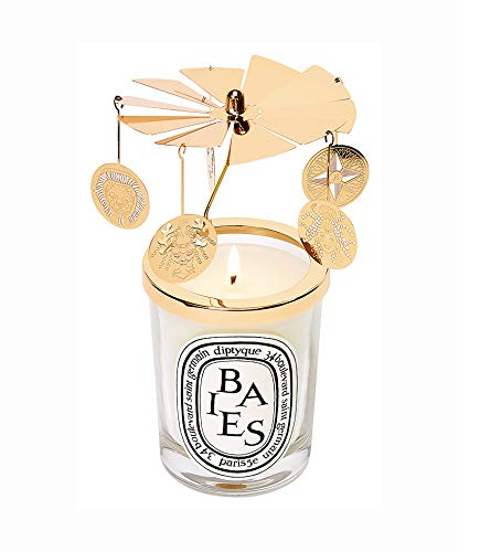 Diptyque Holiday Carousel & Candle Set