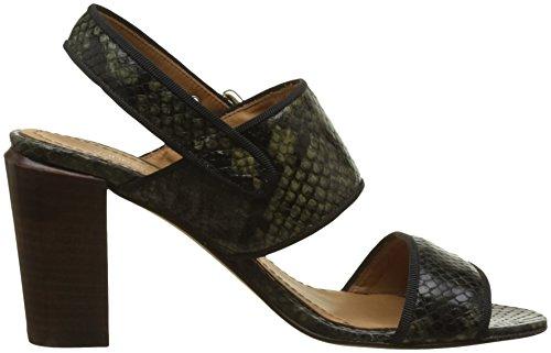 Sandalo Vanessa Bruno Sandalo Cinturino Alla Caviglia Verde (kaki)