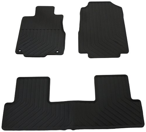 Genuine Honda Accessories 08P13-T0A-110A All Season Floor Mat for Select CR-V Models (Floor Mats Oem compare prices)