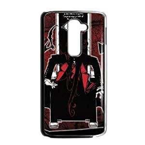 High Quality Specially Designed Skin cover Case Hellsing LG G2 Cell Phone Case Black
