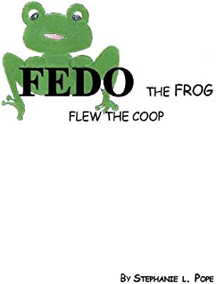 FEDO the Frog Flew the Coop
