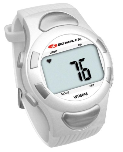 - Bowflex Classic C10 Strapless Heart Rate Monitor White - Bowflex C10WH