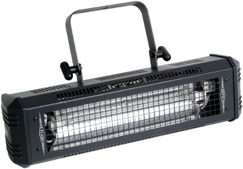 American Dj Mega Flash Dmx Dmx Controllable Strobe Light by American DJ