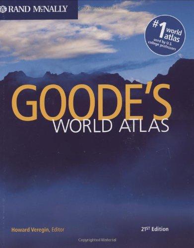 Rand McNally Goode's World Atlas 21st Edition