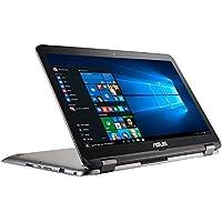 ASUS Convertible 2-in-1 Full HD Touchscreen 15.6 Notebook, Intel Core i5-7200U Processor, 8GB Memory, 1TB + 128GB SSD Hard Drive, 2GB Nvidia 940MX Graphics, Windows 10 Home