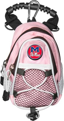 Mississippi Rebels - Ole Miss - Mini Day Pack - Pink