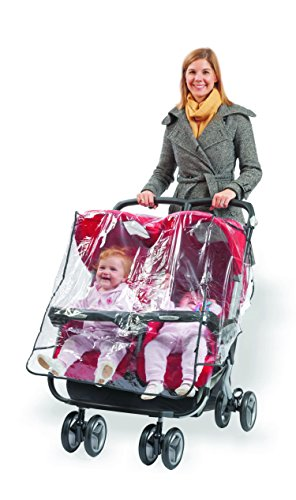 Babyroues Twin Stroller Weathershield Raincover product image