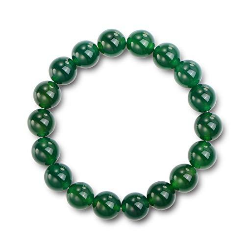 Jewelry Mountain Stone - Barzel Natural Healing Stones (Dark Green Mountain Jade)