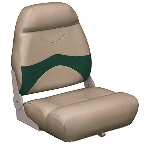 - Toonmate Premium Fishing Chair Mocha/Green
