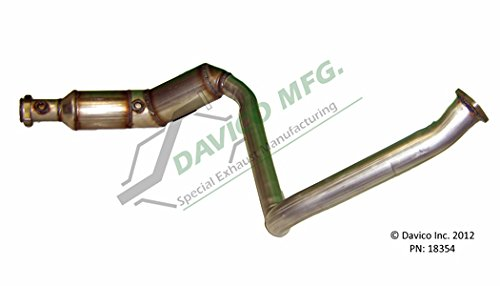 Davico 18354 Catalytic Converter
