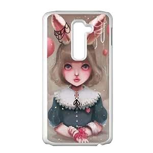 LG G2 Cell Phone Case White_girly_168 FY1565198
