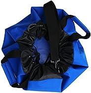 Durable Wetsuit Bag Changing Mat Kiteboarding Wet Gear Dry Bag Beach Carrier