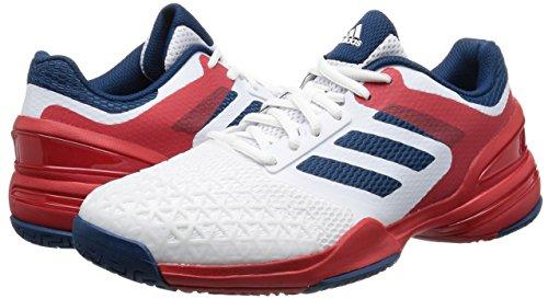 Pour Chaussures Tennis Adidas Adizero Blanc Club Rojint Acetec Homme ftwbla De qEXpE