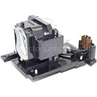 Hitachi Projector Lamp **Original**, DT01051 (**Original** Hitachi Projector CP-X4020, CP-X4010)