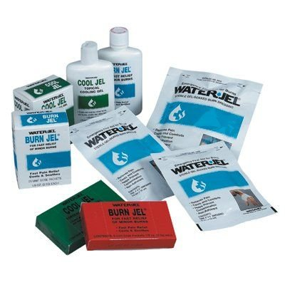 Water Jel® Burn Products - water jel 4'' x 16'' dressing