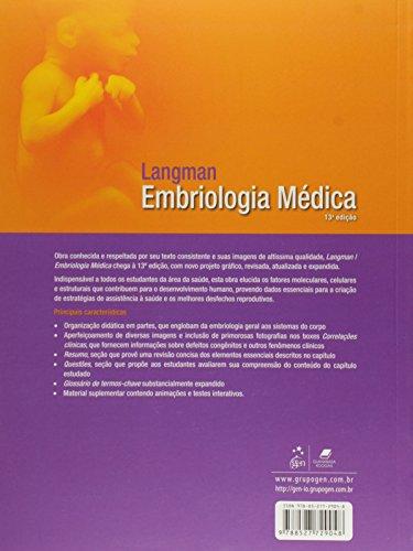 Langman. Embriologia Médica