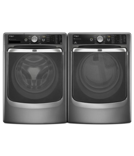 Maytag Maxima XL Front Load Steam Washer and