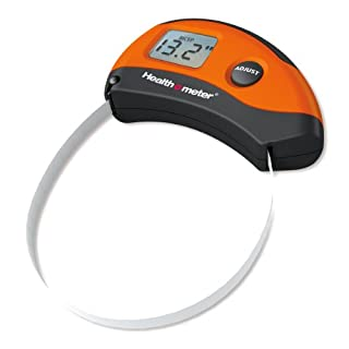 Health o Meter Digital Measuring Tape, Accurately Measures 8 Body Part Circumferences