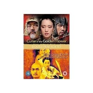 Curse Of The Golden Flower/Crouching Tiger, Hidden Dragon [DVD]