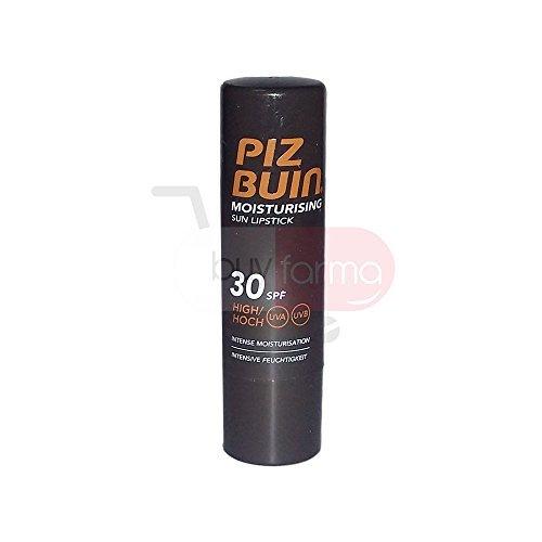 2 x 4.9g Piz Buin Sun Lipstick Lip Balm SPF 30 by Piz Buin