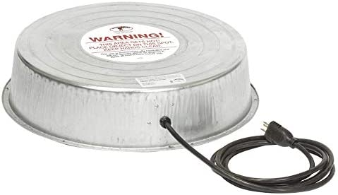 LITTLE GIANT Water Heater Base Heater Base, 110 Watts (Item No. HB130)