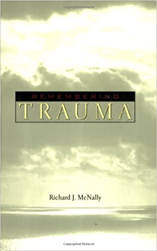 Book Remembering Trauma