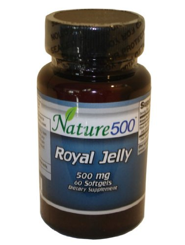 Gelée Royale 500mg Nature500