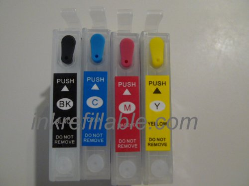 Non Oem Refillable Cartridges Epson workforce