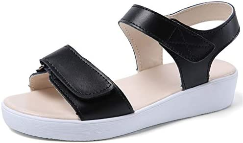 New Sandals for Women Flat Open Toe Ankle Strap Single Band